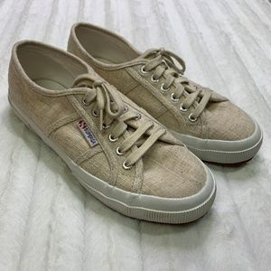 Superga 2750 Linen Cotu Shoes